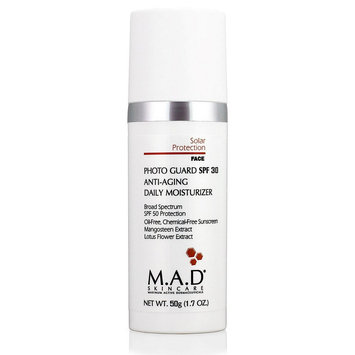 Mad Skincare M.A.D SKINCARE PHOTO GUARD SPF 30 ANTI-AGING DAILY MOISTURIZER (50 g / 1.7 oz)