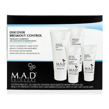 Mad Skincare M.A.D SKINCARE DISCOVER BREAKOUT CONTROL (set)