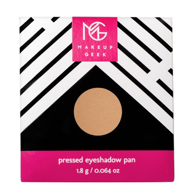 Makeup Geek Eyeshadow Pan - Creme Brulee