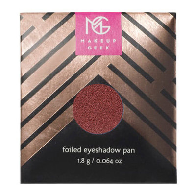 Makeup Geek Foiled Eyeshadow Pan - Curtain Call