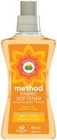 method fabric softener ginger mango