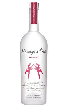 Menage a Trois Vodka Berry