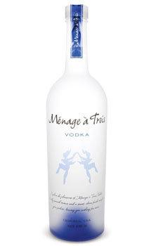 Menage a Trois Vodka