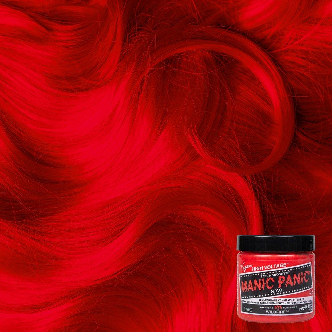Manic Panic® Classic High Voltage® Semi-Permanent Hair Color