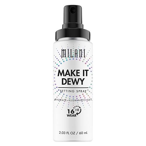 Milani Make It Dewy Setting Spray Hydrate Illuminate & Set