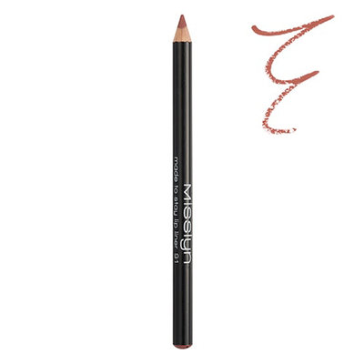 Misslyn Made To Stay Lip Liner - 91 Close Up
