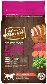 Animal Supply Company MP38422 Grain Free Turkey & Sweet Potato