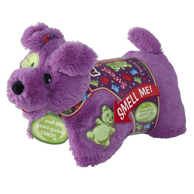 Sweet Scented My Pillow Pets Plush - Gummi Pup