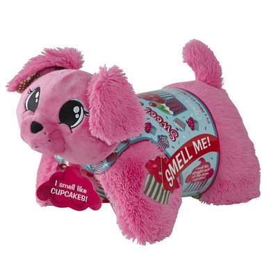 Sweet Scented My Pillow Pets Plush - Pupcake