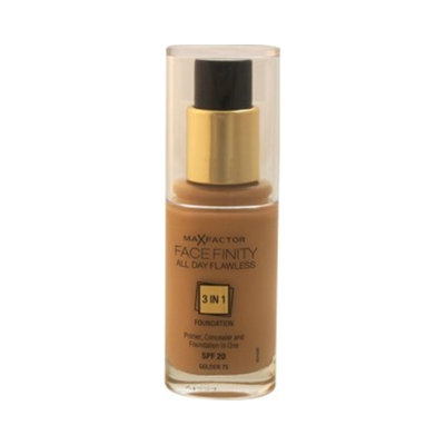 Max Factor All Day Flawless 3 in 1 Foundation Golden