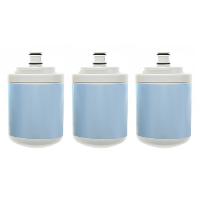 Aqua Fresh UKF7003 / WF288 Replacement Water Filter for Maytag MZD2766GES Refrigerator Model ( 3 Pack )