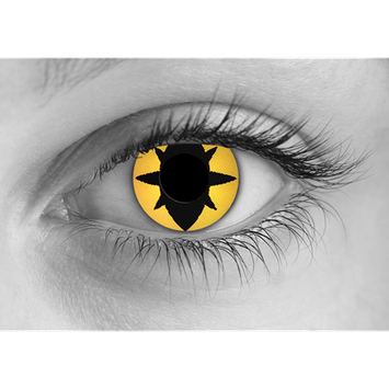 Special Effects Metamorph Halloween Contact Lenses