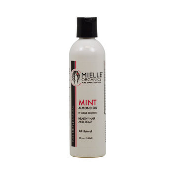 Mielle Organics 8-ounce Mint Almond Oil