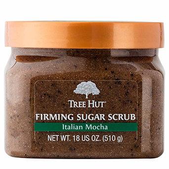 Tree Hut Italian Mocha Firming Sugar Scrub