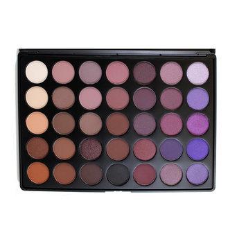 Morphe 35-Color Plum Eyeshadow Palette