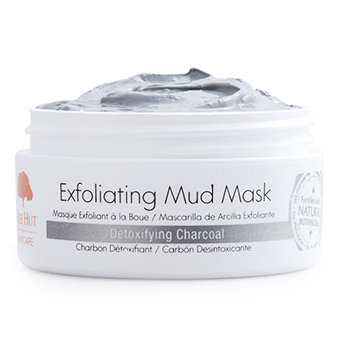 Tree Hut Exfoliating Mud Mask Detoxifying Charcoal