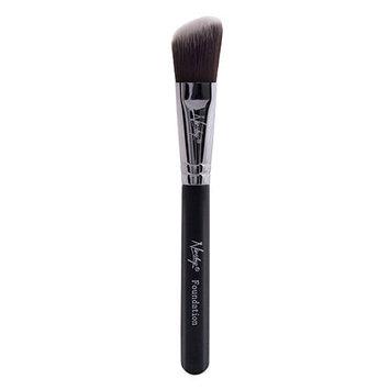 Nanshy Foundation Brush Onyx Black
