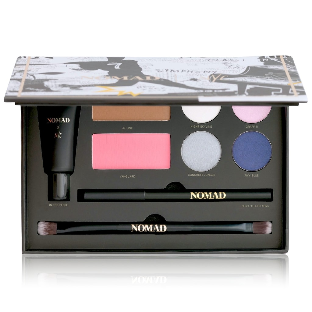 NOMAD x New York All-In-One Makeup Palette