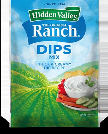 Hidden Valley®  Original Ranch® Dips Mix
