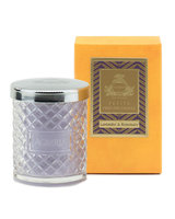 Agraria Lavender Rosemary Petite Crystal Cane Candle