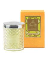 Agraria - Lemon Verbena Cut Crystal Candle