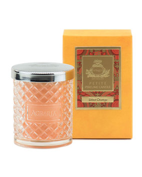 Agraria - Bitter Orange Cut Crystal Candle