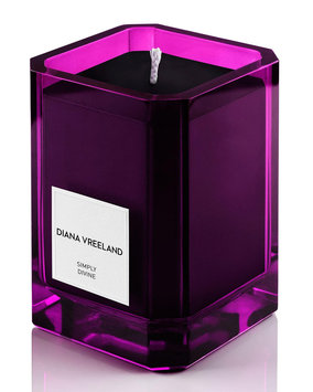 Simply Divine Scented Candle - Diana Vreeland Parfums