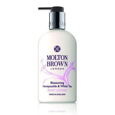 Molton Brown Body Lotion - Blossoming Honeysuckle & White Tea - 10 oz