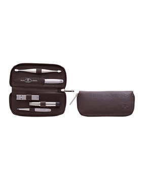 Zwilling J.A. Henckels 5 Piece Travel Grooming Kit - Zwilling Pour Homme