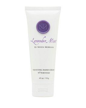 Lavender Mint Hand Cream, 4 oz. - Niven Morgan