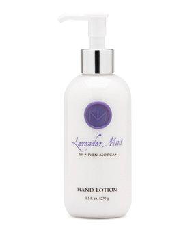 Lavender Mint Hand Lotion, 9.5 oz. - Niven Morgan