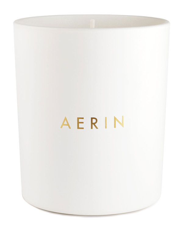 Limited Edition Rose de Grasse Candle - AERIN Beauty