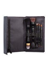 Travel Brush Set by Kevyn Aucoin for Women - 5 Pc Set