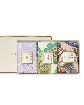 Limited Edition Soap Trio Set ($60 Value) - AERIN Beauty