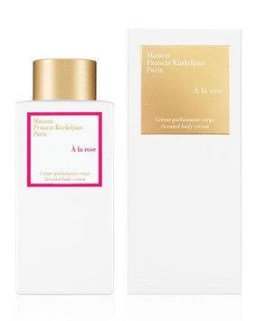 À la rose Scented Body Cream, 8.5 oz. - Maison Francis Kurkdjian