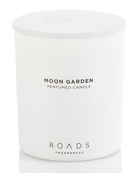 Roads Moon Garden Candle-Colorless