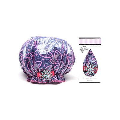 Dry Divas Ivy League Designer Shower Cap
