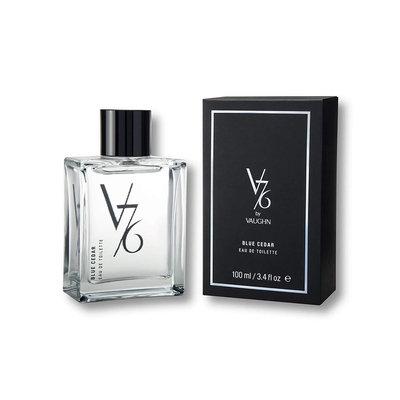 V76 By Vaughn Blue Cedar Eau de Toilette, 3.4 oz.