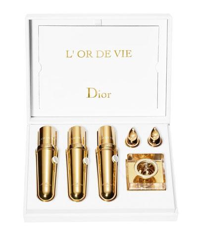 Dior L'Or De Vie La Cure Vintage