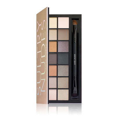 Estee Lauder Estée Lauder Sultry & Smoky EyeShadow Palette, Sultry Nudes