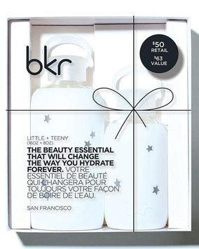 Bkr Star Print Water Bottle Duo