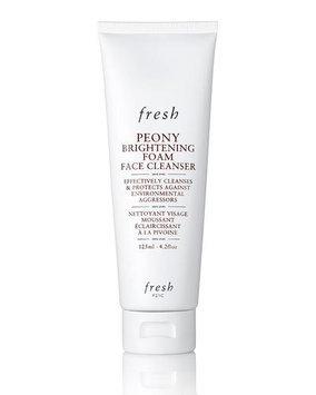 Fresh Peony Brightening Foam Face Cleanser 125ml/4.2oz