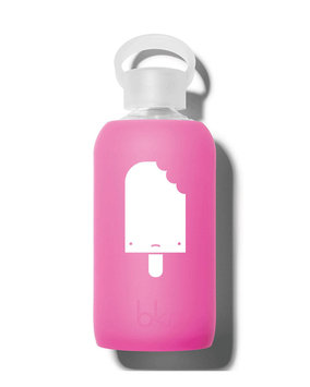 Bkr Glass Water Bottle, Baby Popsicle, 500 mL