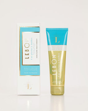 Lebón Licorice Mint Toothpaste, 2.5 oz./74 ml