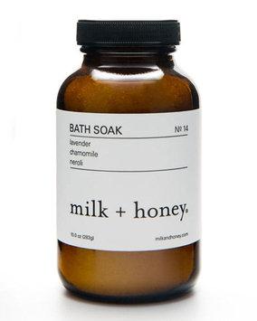 Milk + Honey Bath Soak No. 14, 10.0 oz.