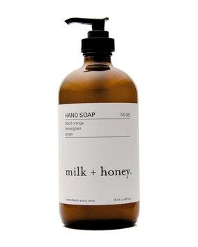 Milk + Honey Hand Soap No. 35, 16.5 oz.