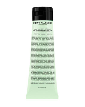 Grown Alchemist Purifying Body Exfoliant: Pearl, Peppermint & Ylang Ylang, 170ml