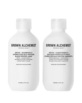 Grown Alchemist Detox Haircare Twinset