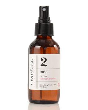 Savor Beauty Lemongrass Toning Mist 02, 4 oz.