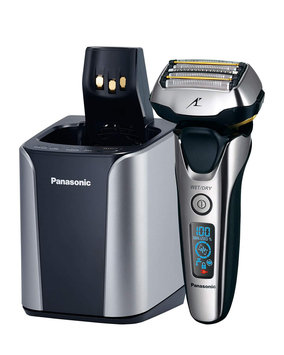 Panasonic Eslv9ns Arc Precision Wet Dry Shaver With Automatic